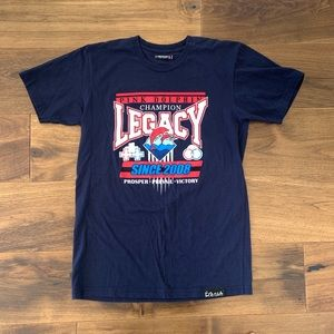 Pink Dolphin Legacy Shirt - Rare Red Edition
